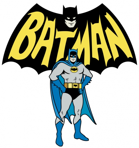 Batman 1960 Logos web
