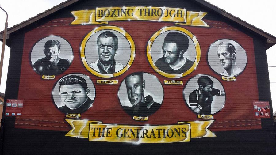 Boxing Generations