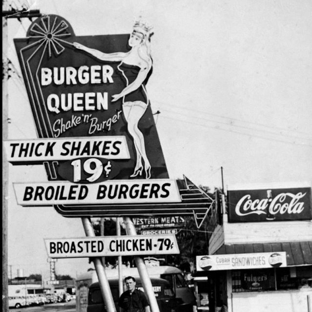 Burger Queen edited