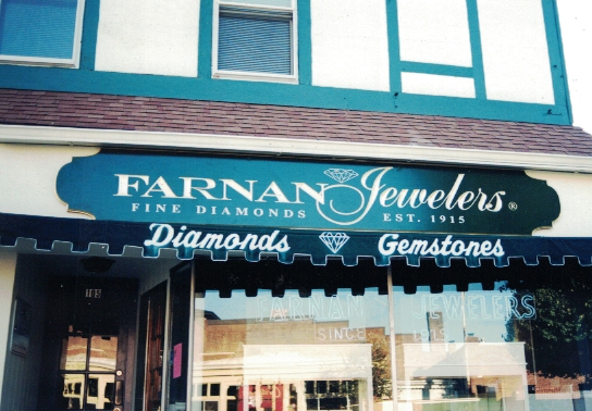 Farnan Jewelers Sign Studios