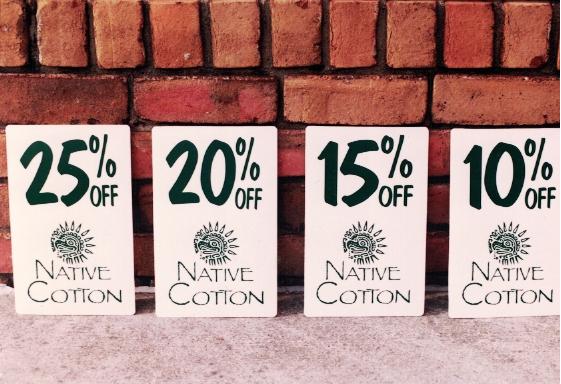 Native Cotton Sign Studios