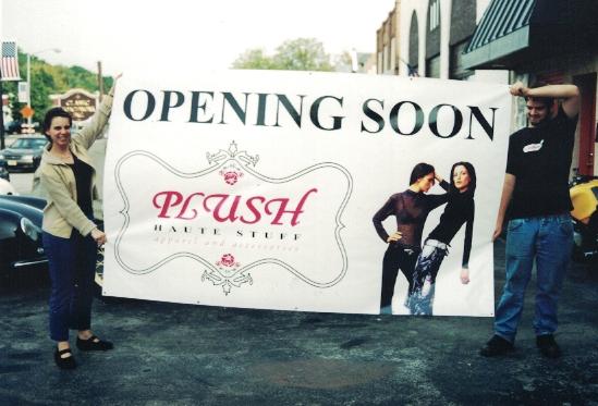 Plush Sign Studios
