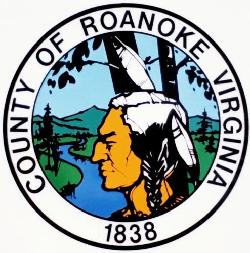 Roanoke County Logo Sign Studios