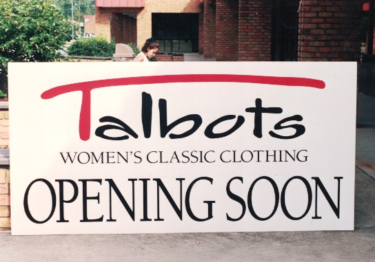 Talbots Sign Studios