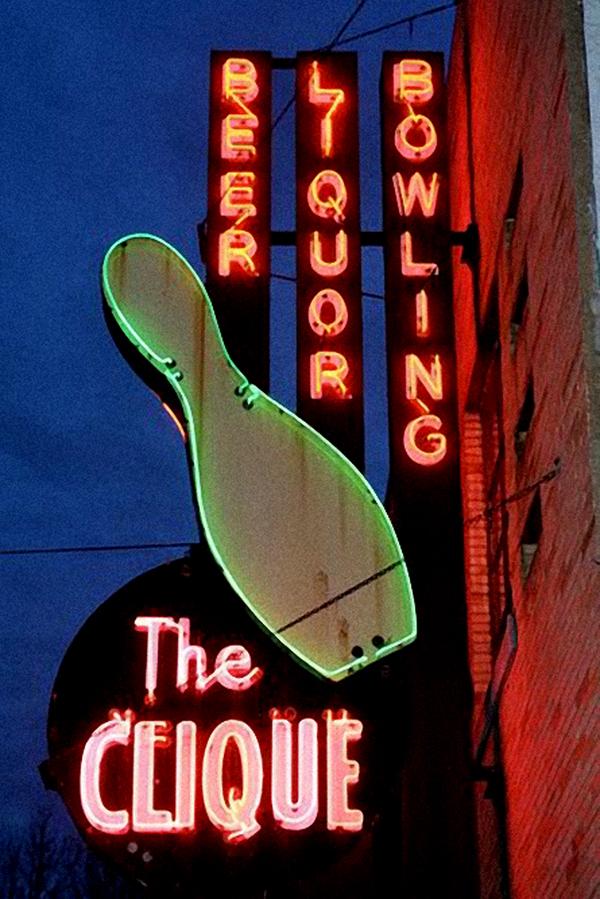 The Clique Sign Studios