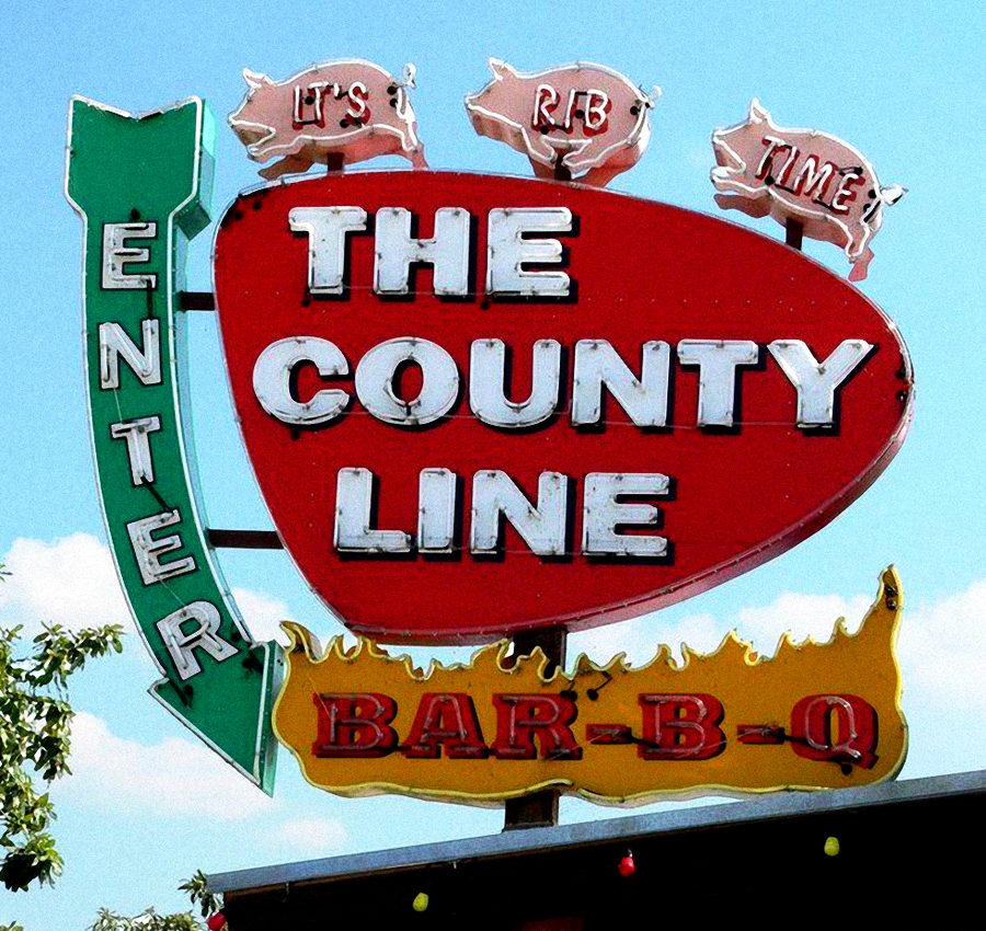 The County Line Sign Studios