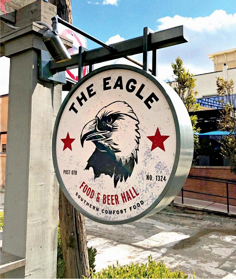 The Eagle edited