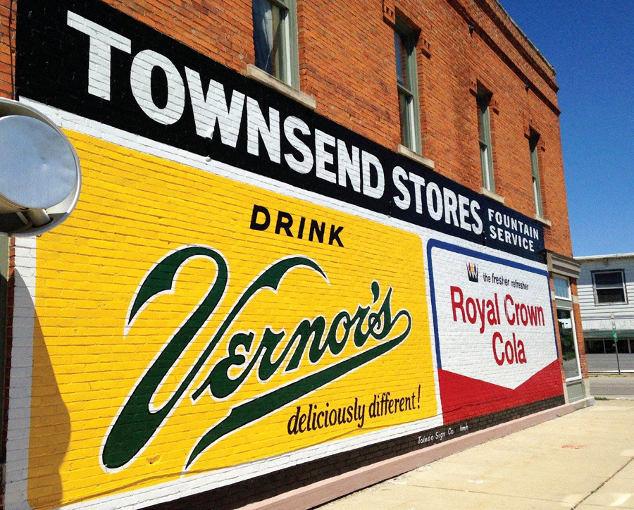 Townsend Stores Sign Studios