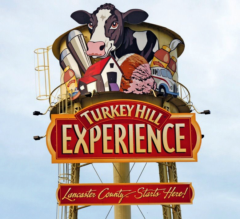 Turkey Hill digital Sign Studios