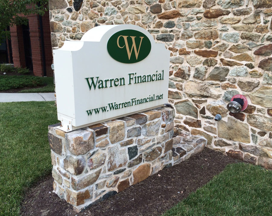 financial-monument-signs-chester-county-pa Sign Studios