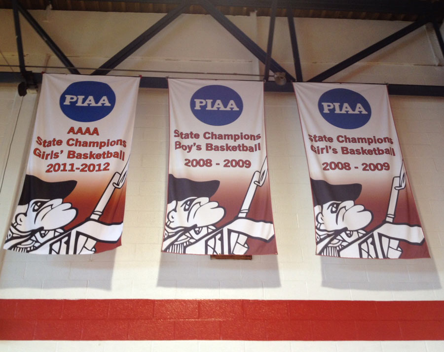 Archbishop Carrol FIAA Banners
