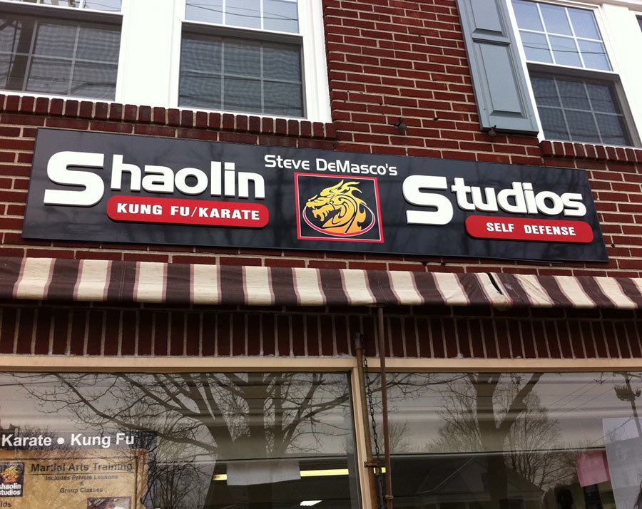 Shaolin Studios Dimensional Letters