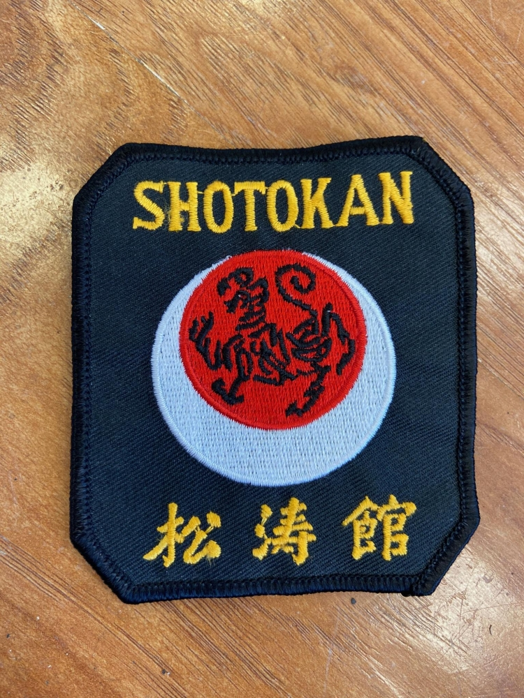Shotokan Karate Patch