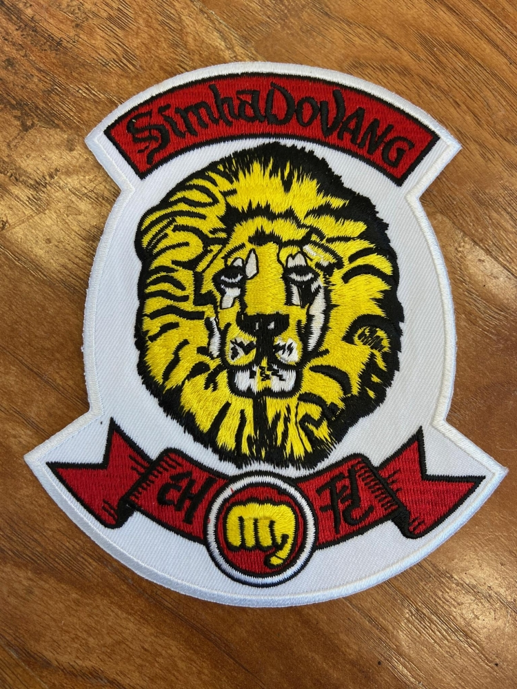 SimhaDoVang Patch