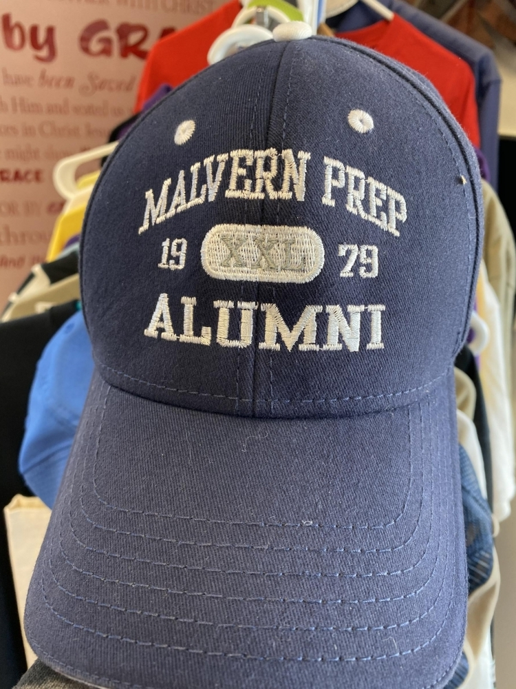 Malvern Prep Alumni Embroidered Hat