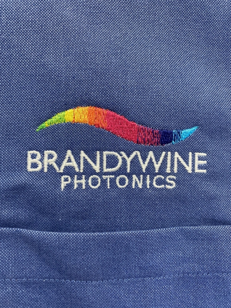Brandywine Photonics Embroidered Logo