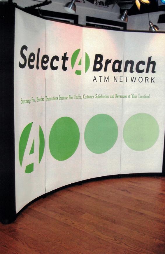 ATM Network Trade Show Sign Studios
