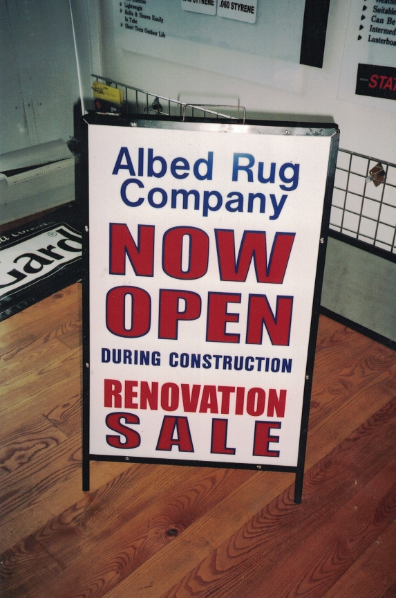 Albed Rug