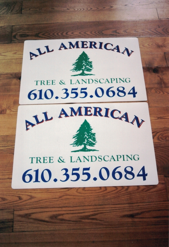 All American magnet Sign Studios