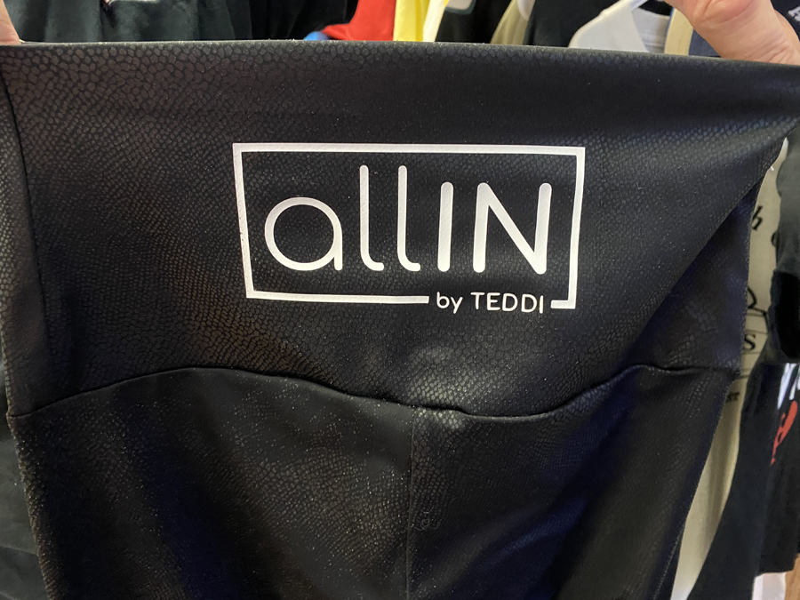 Allin pants closeup apparel Sign Studios