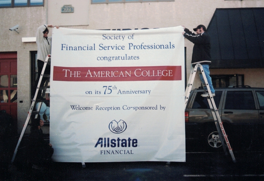American college special Sign Studios