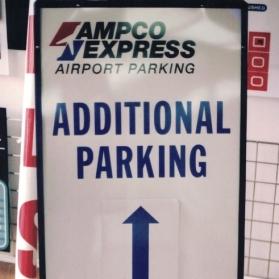 Ampco Express a-frame Sign Studios