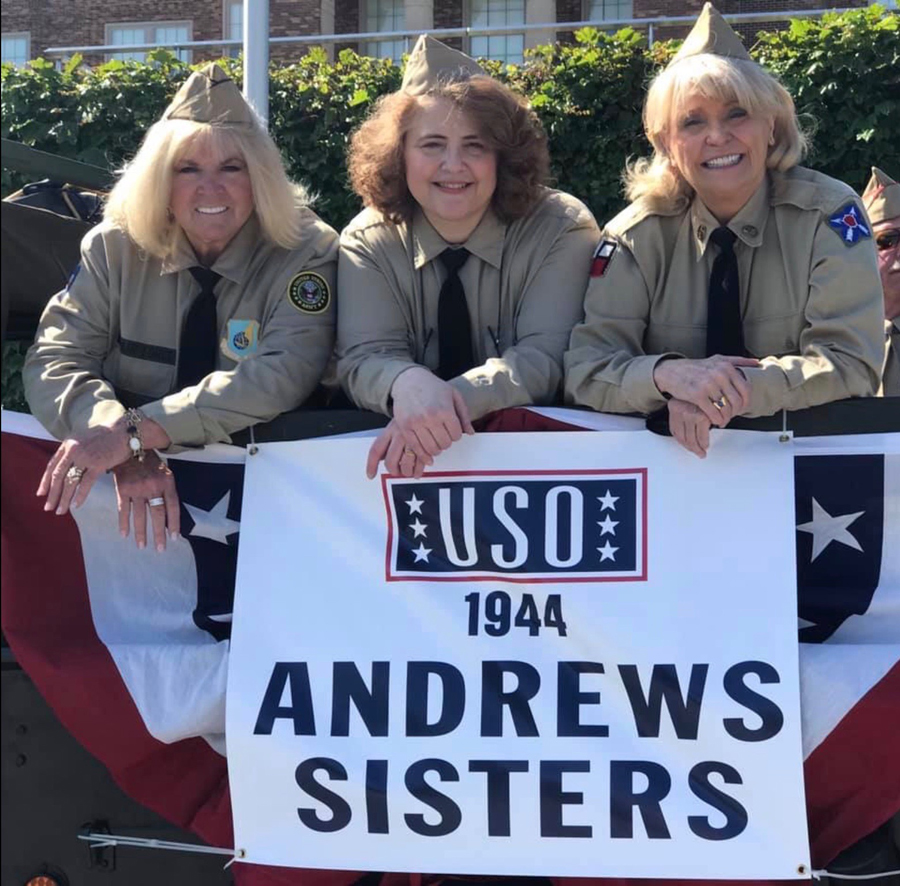 Andrew Sisters Banner Sign Studios