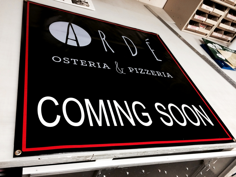 Arde Restaurant Coming Soon