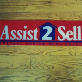 Assist 2 Sell acrylic Sign Studios
