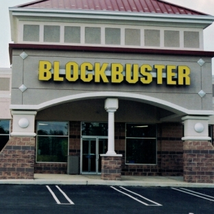 Blockbuster Channel Letters