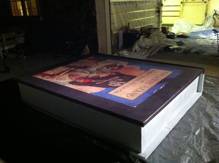 Book 2 special Sign Studios
