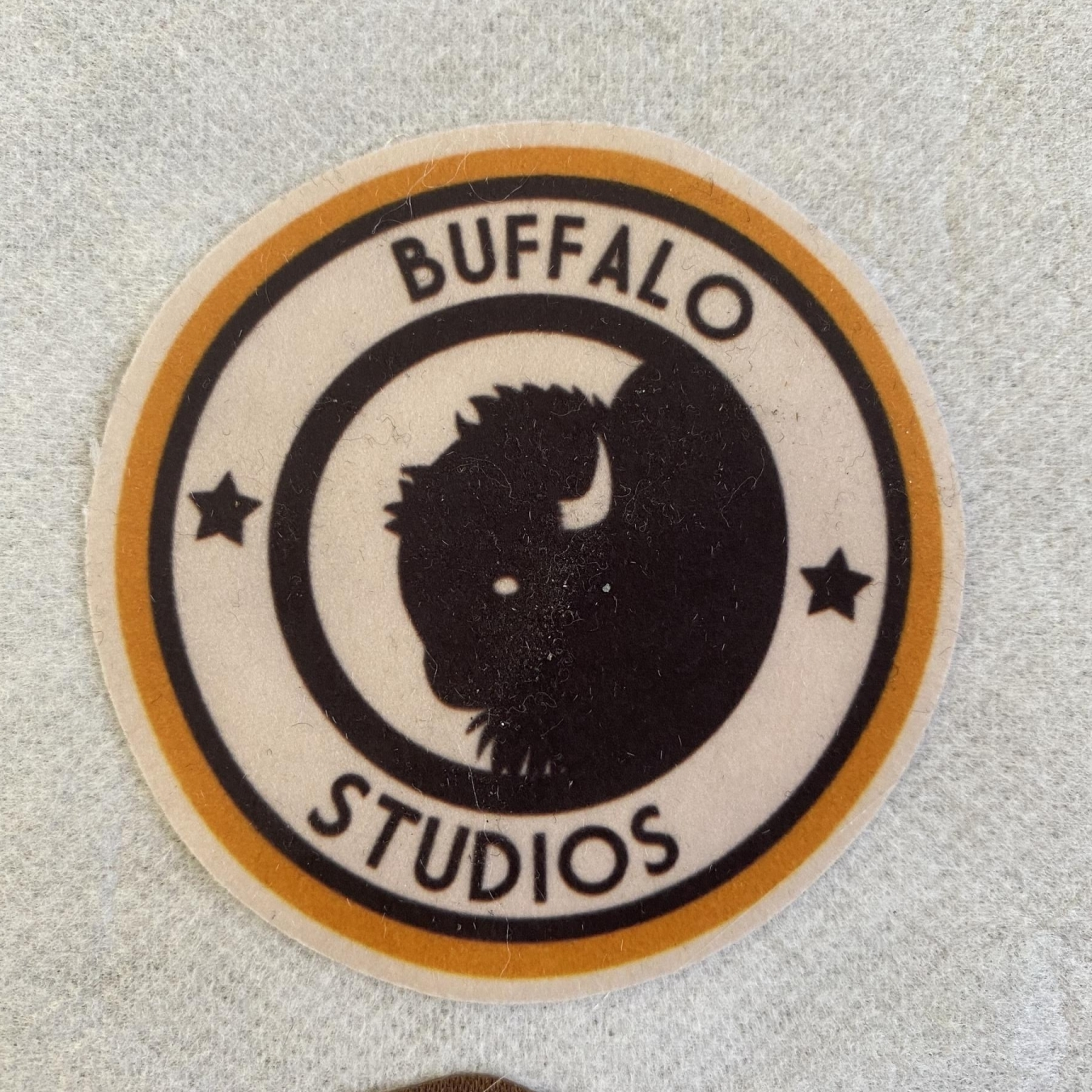 Buffalo Studios Patch Sign Studios