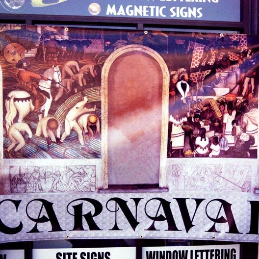 Carnival Sign Studios