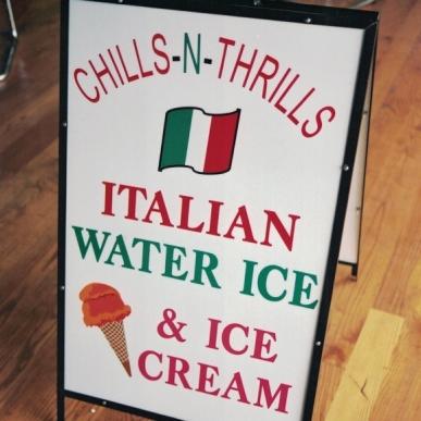 Chills n Thrills Restaurants Sign Studios