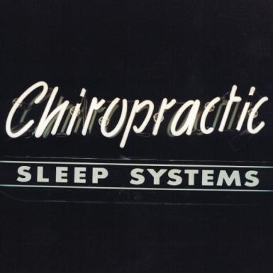 Chropractic Neon Sign Studios