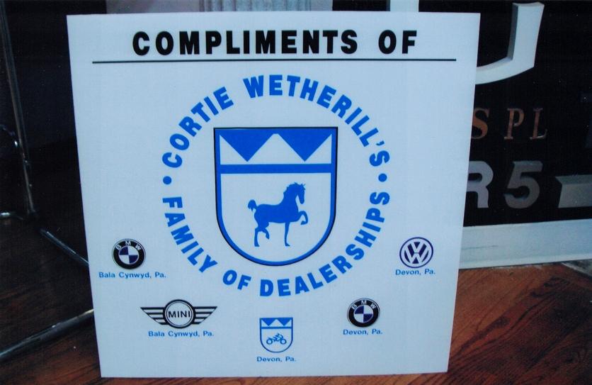 Cortie Wetherill auto