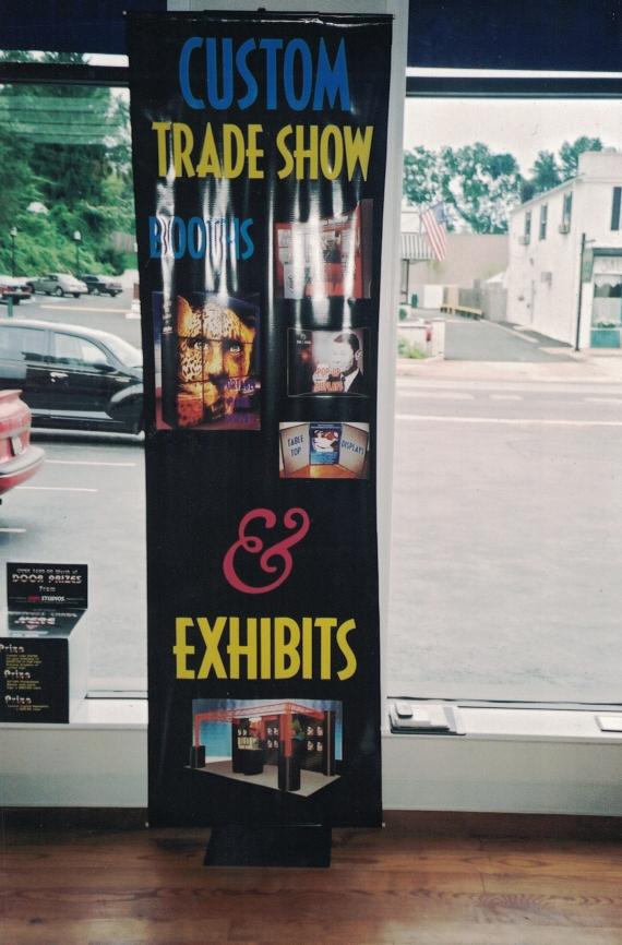Custom Trade Show Sign Studios