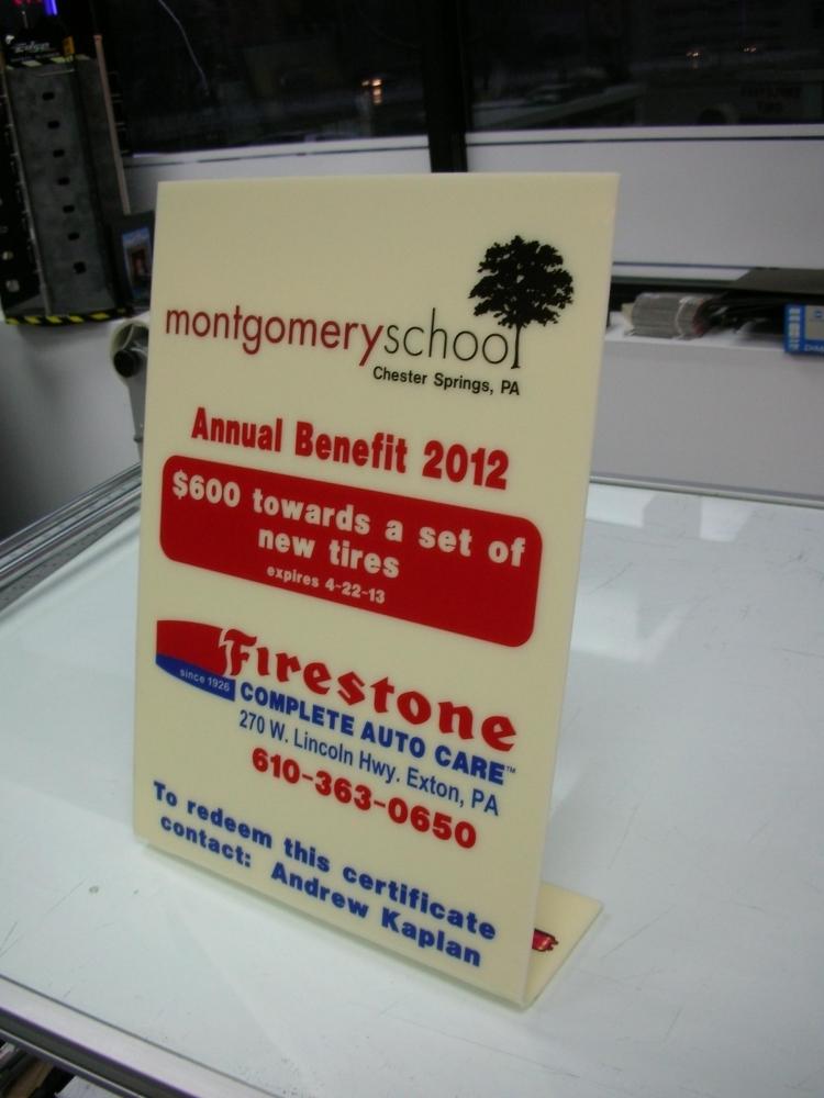 Montgomery School Annul Benefit