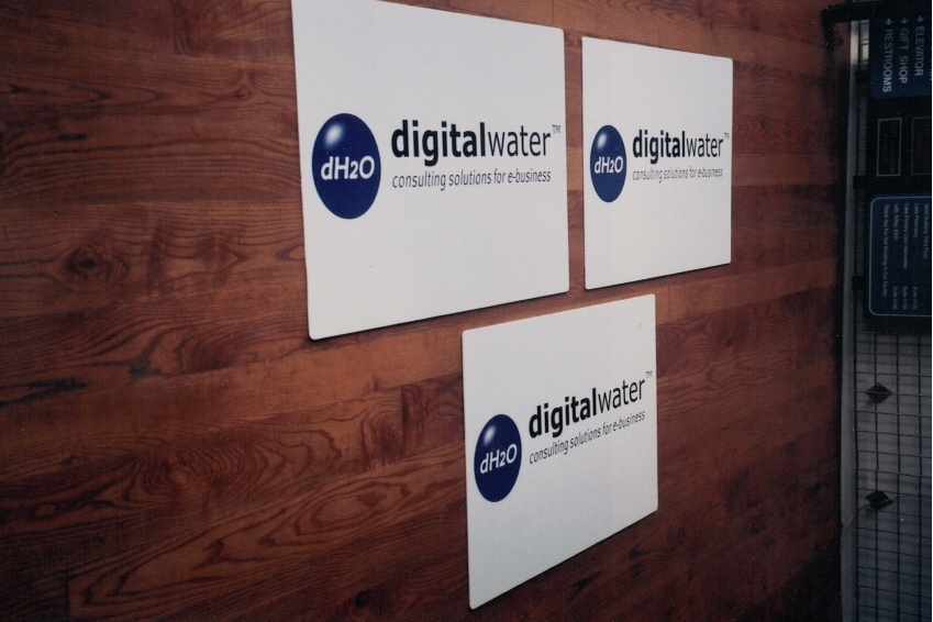 Digitalwater PVC Sign Studios