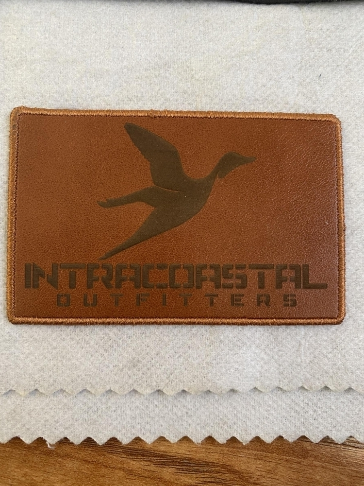 Intracoastal Patch Sign Studios