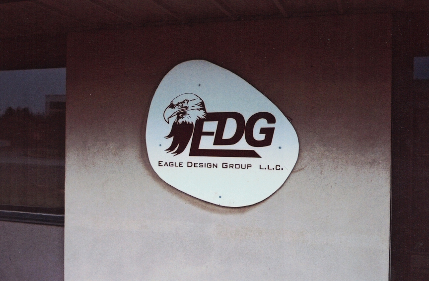 Eagle Design Group MDO Sign Studios