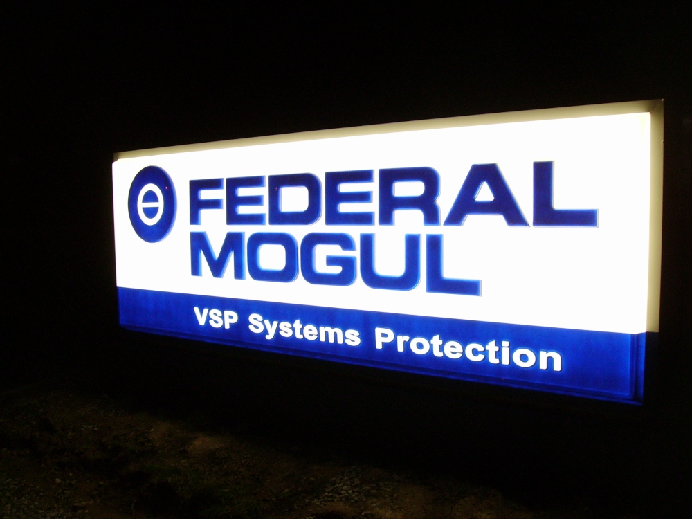 Federal Mogul Illuminated