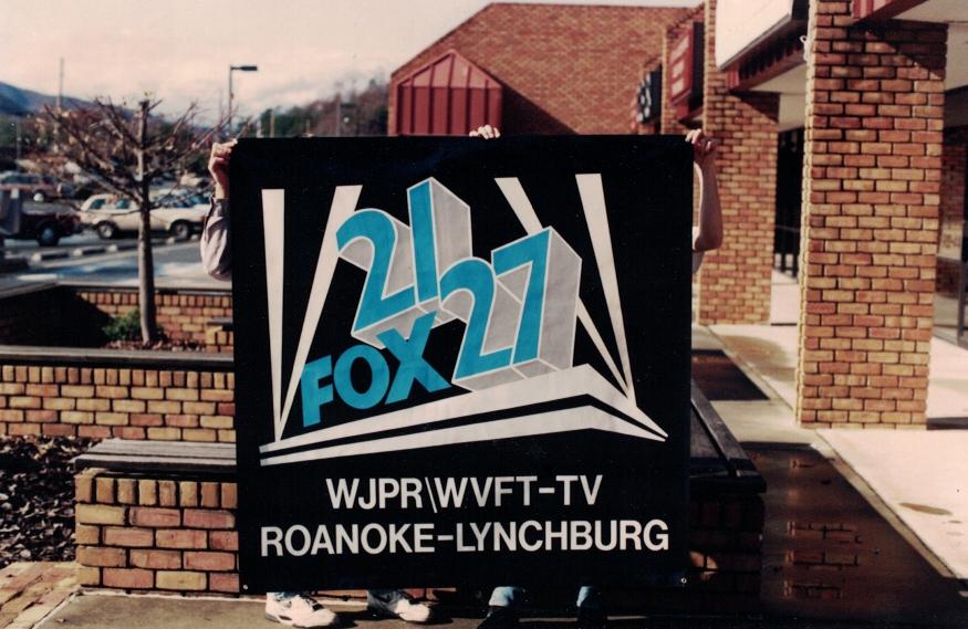 Fox 27 trade show Sign Studios