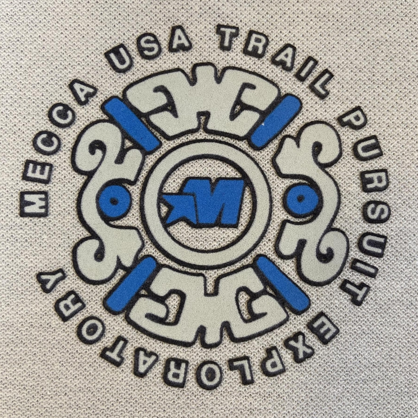 Mecca USA Patch