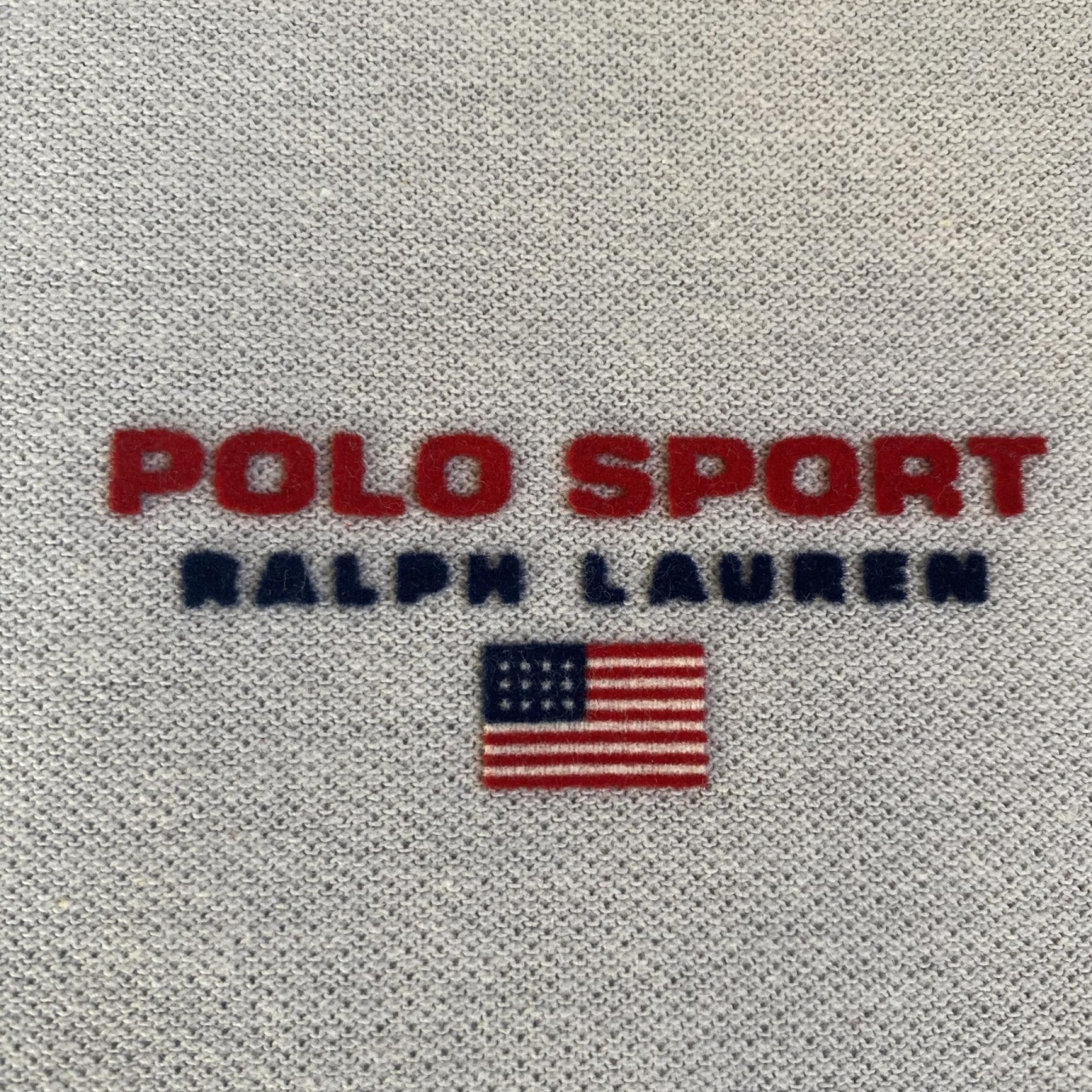 Polo Sport Patch