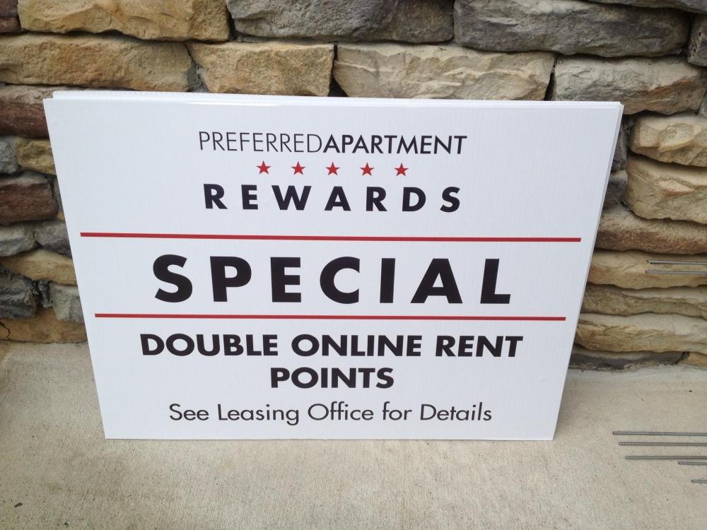 PreferredApartment Rewards