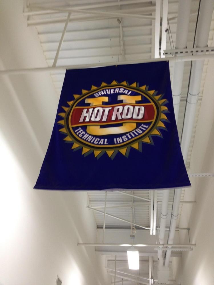 Hot Rod Flag