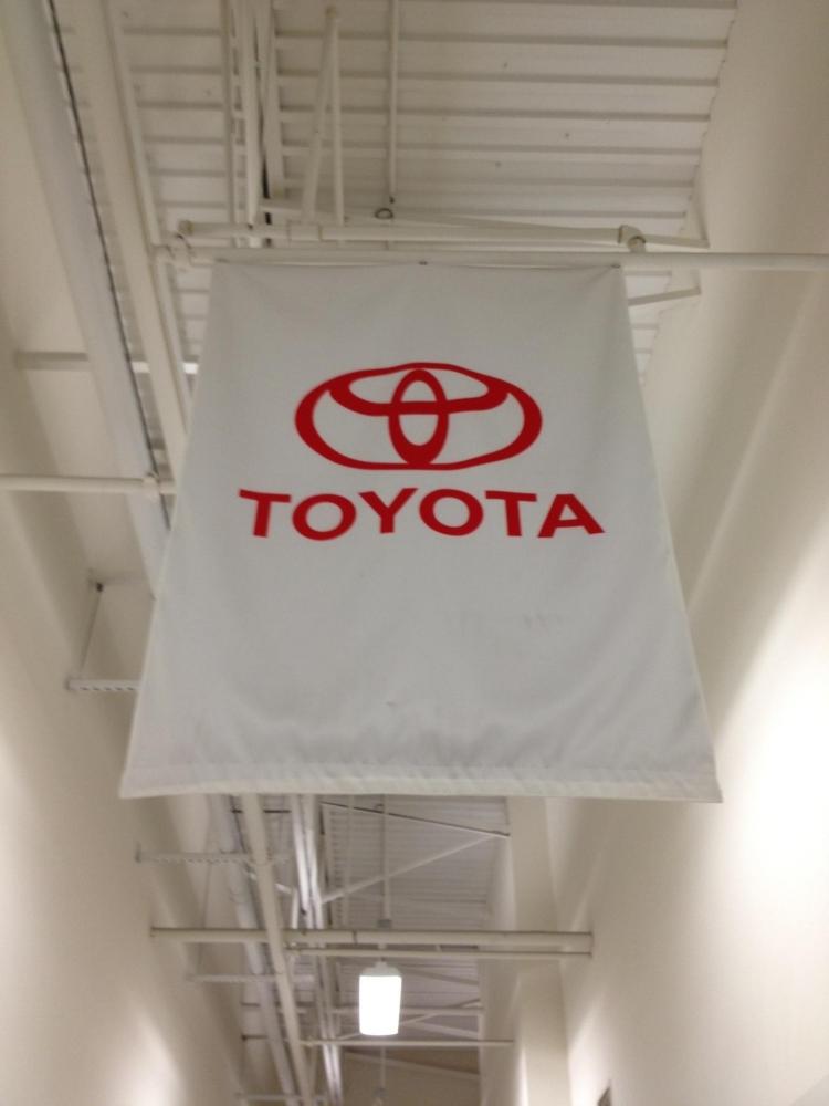 Toyota Flag