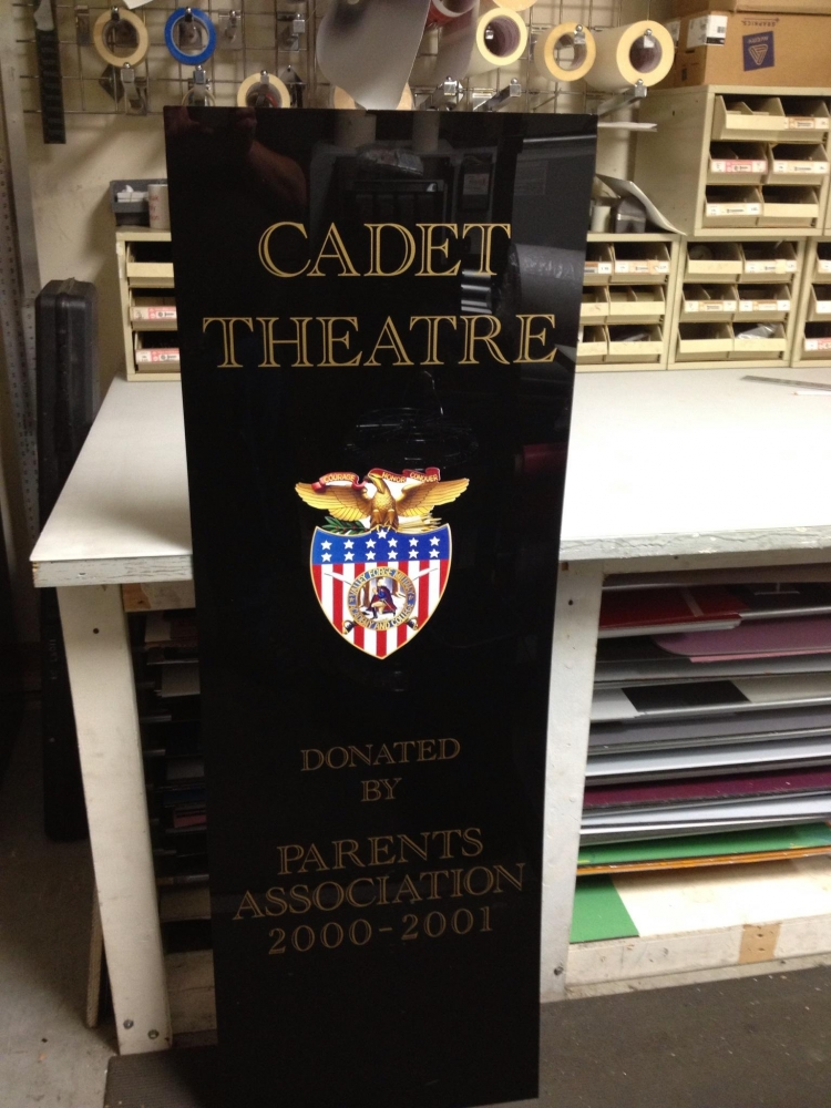 Valley Forge Military Academy Cadet Theatre