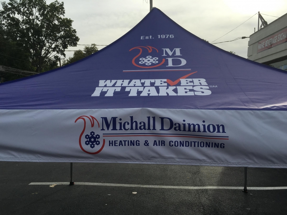 Michall Daimion Tent